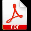 ícono pdf