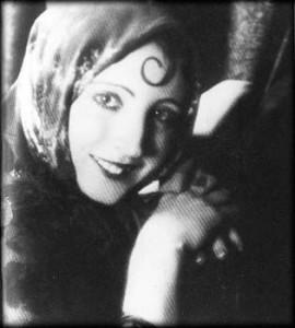 Anaïs Nin, como bailarina española