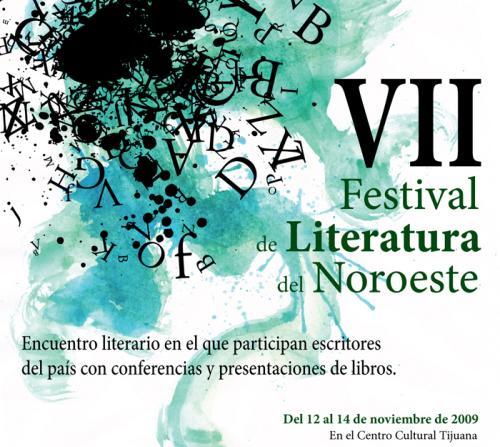 VII Festival de Literatura del Noroeste
