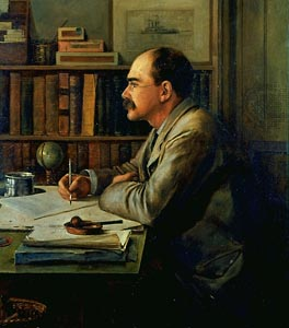 Rudyard_Kipling_by_Sir_Philip_Burne-Jones_1899