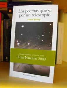 poemas telescopio