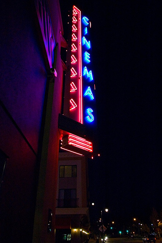 petaluna cinemas